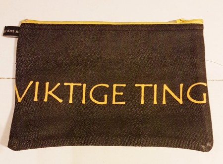 Pung for VIKTIGE TING